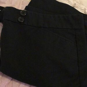 Ann Taylor Shorts - Black Bermuda shorts